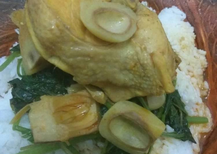 Gulai Ayam Cubadak