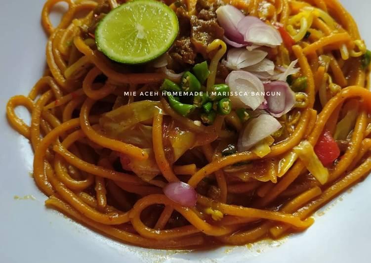 Resep: Mie Aceh Homemade yang bikin ketagihan