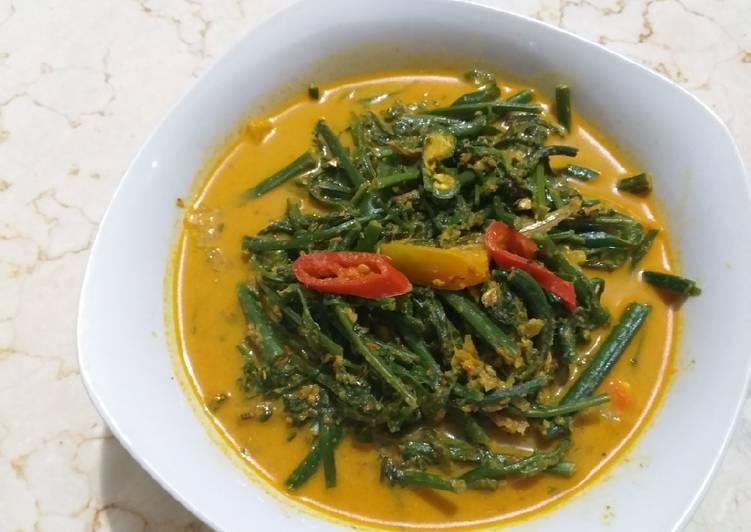 Resep: Gulai pakis khas Lombok istimewa
