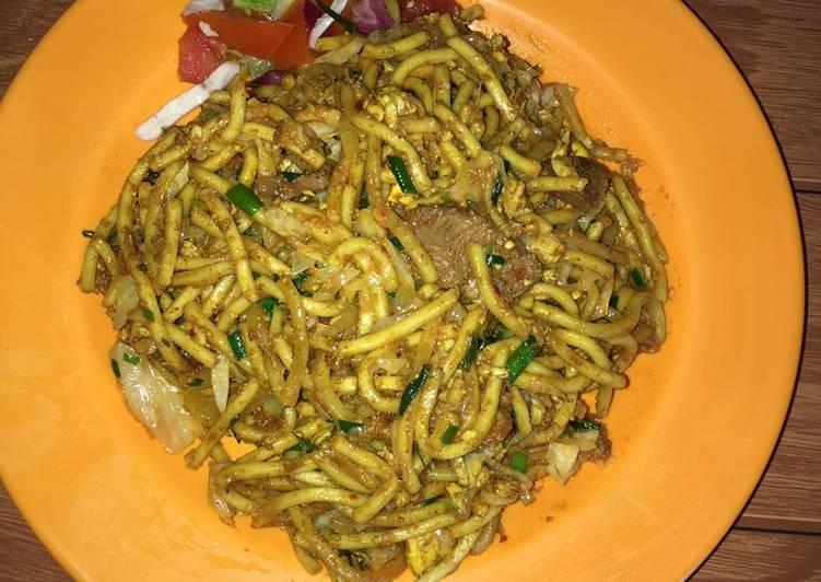 Resep memasak Mie Aceh & Acar yang bikin ketagihan
