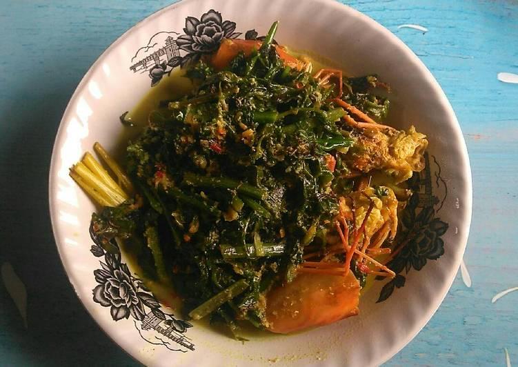 Resep memasak 13. Gulai pakis #BikinRamadhanBerkesan