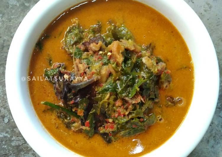Gulai Pakis Ikan Salai Pedas🌱 #prRamadhan_PalingKaporit