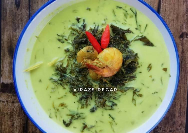 Resep memasak Gulai Pakis khas Sumatera Barat lezat