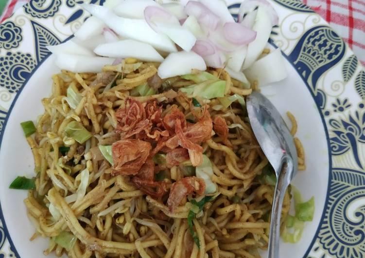 Resep membuat Mie aceh enak