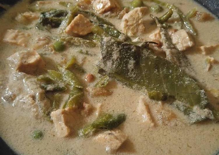 Resep membuat Gulai tauco (gulai toco) ala resto
