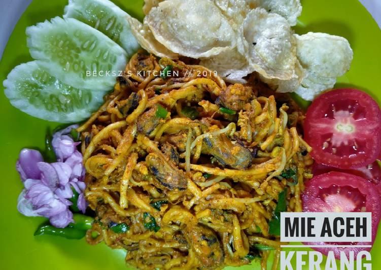 11. Mie Aceh Kerang