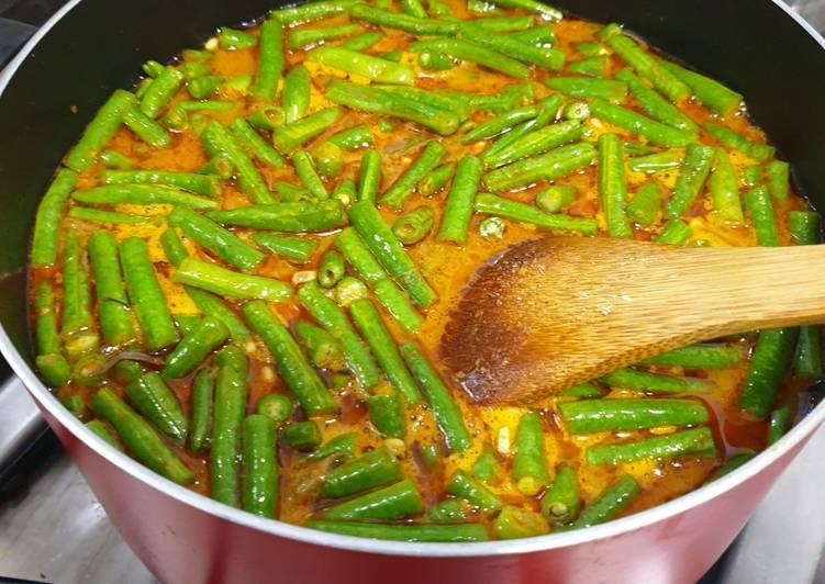 Resep: Gulai Kacang Panjang ala Padang yang bikin ketagihan
