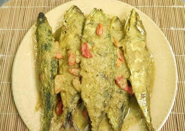 Resep: Gulai Ikan Kembung yang menggoyang lidah