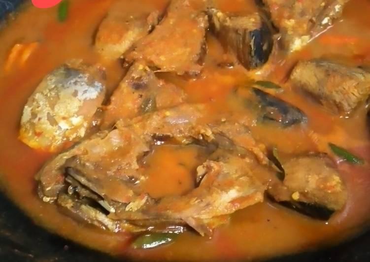 Resep: Gulai aceh ikan tongkol yang menggugah selera