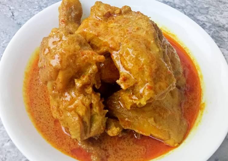 Resep: Gulai Ayam #PejuangGoldenApron2#CABEKU#ayaminlopwityu yang menggoyang lidah