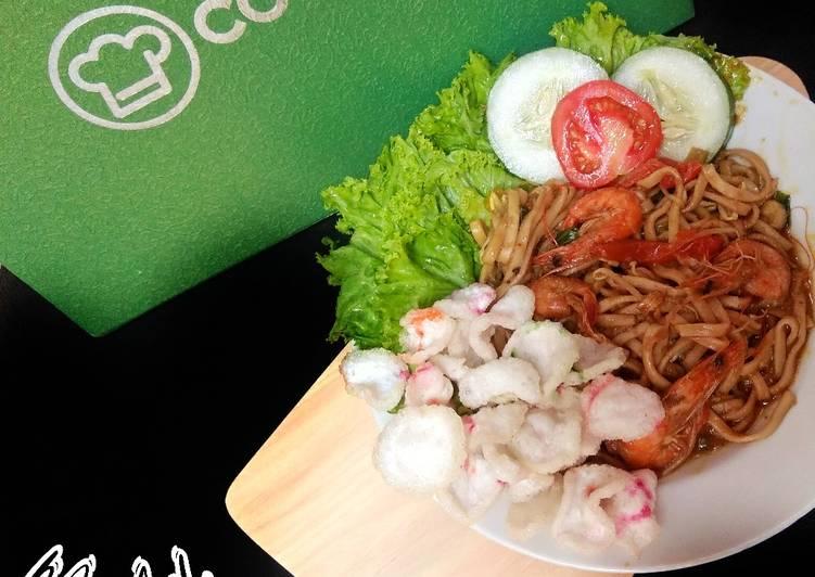 Resep: Mie Aceh istimewa
