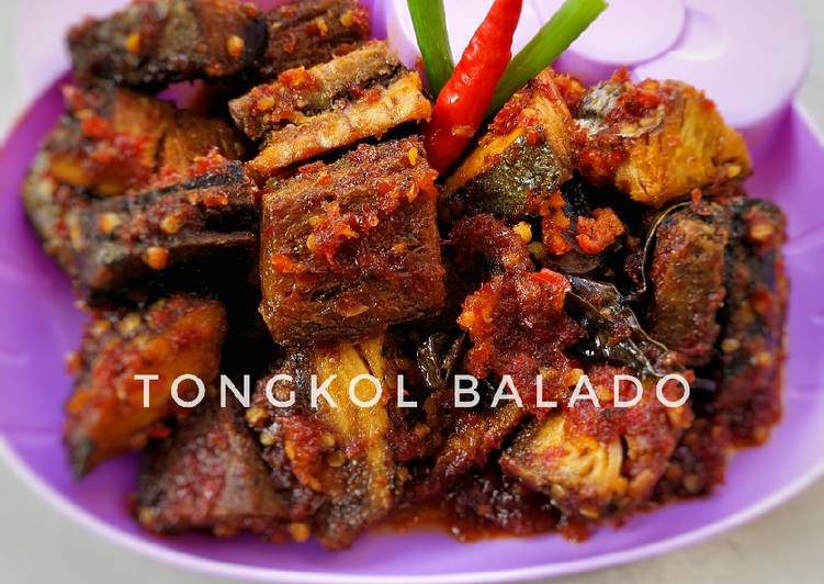 Resep: Tongkol Balado/Pindang Tongkol ala resto