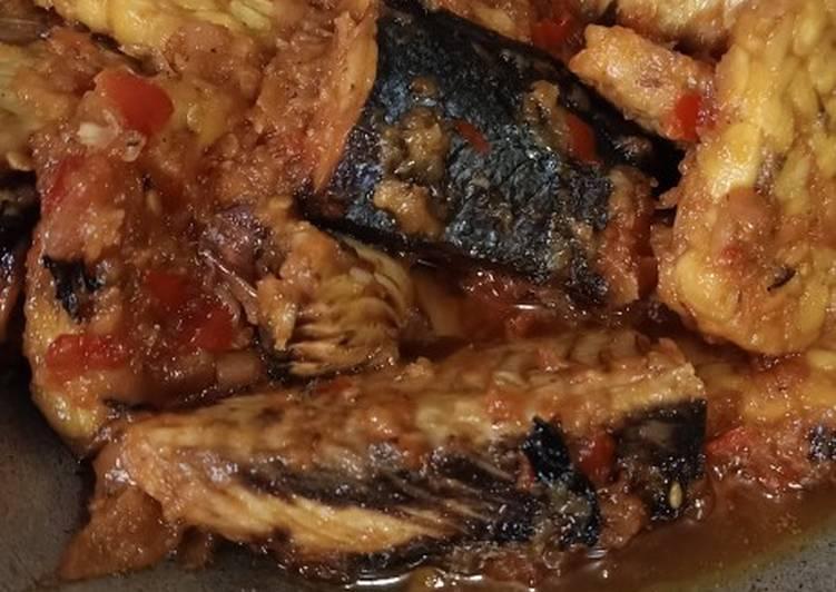 Resep: Balado Tongkol Sederhana ala resto