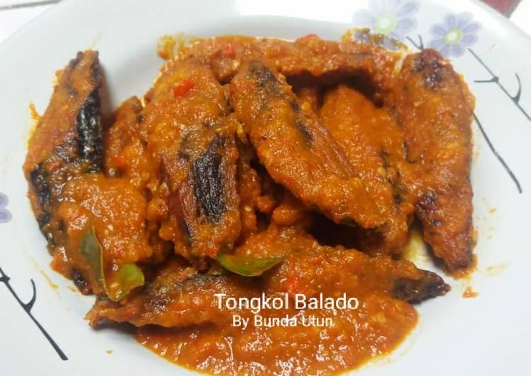 Resep: Tongkol Balado yang bikin ketagihan