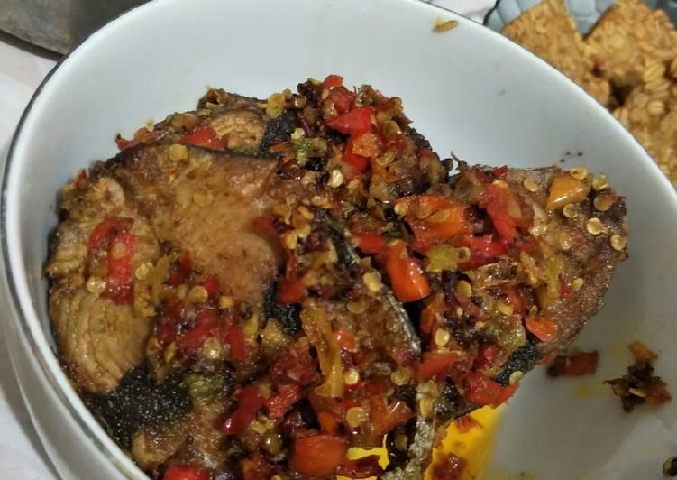 Resep memasak Tuna Balado simpel sedap