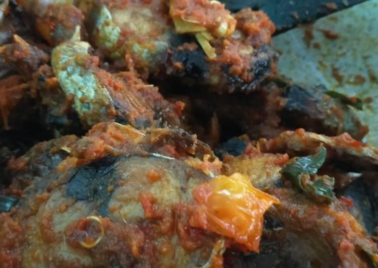 Resep: Balado tongkol enaks ala resto