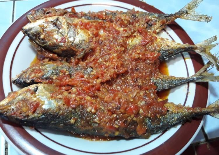 Resep mengolah Balado ikan kembung yang menggugah selera