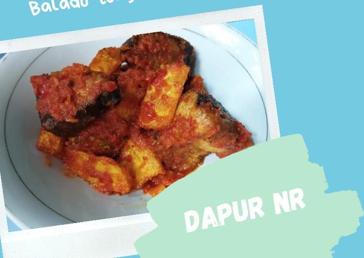 Resep: Balado ikan tongkol&kentang yang menggugah selera