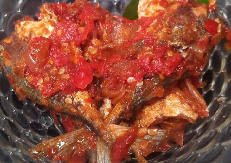 Resep: Balado Ikan Kembung ala resto