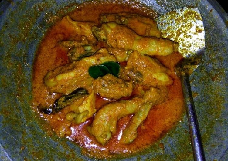 Resep: #Kalio ayam lezat