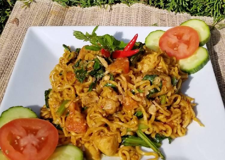 Cara Mudah memasak Mie Aceh yang menggoyang lidah