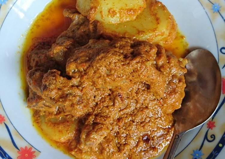 Kalio Daging Sapi