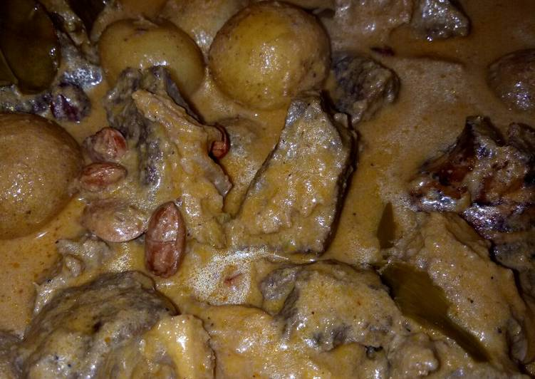 Resep: Kalio Daging / Gulai Daging #masakanpadang yang menggugah selera