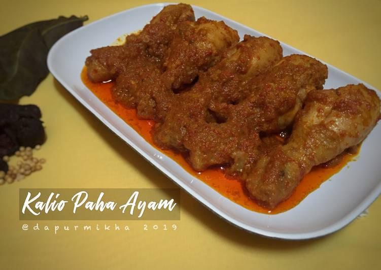 Kalio Paha Ayam