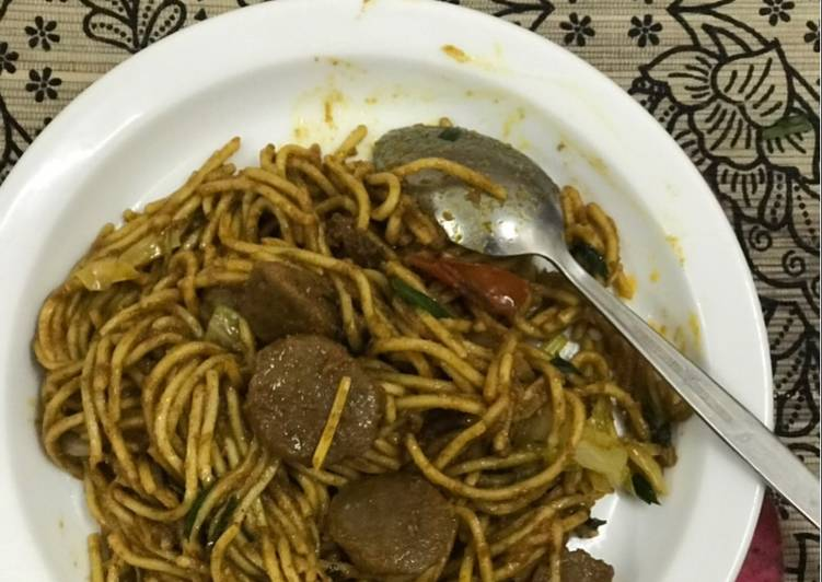 Resep: Mie Aceh super pedes lezat