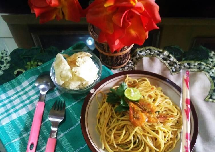 Resep memasak Mie Aceh Kuah yang menggugah selera