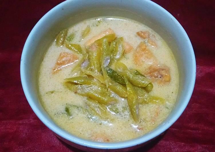 Resep: Gulai touco padang