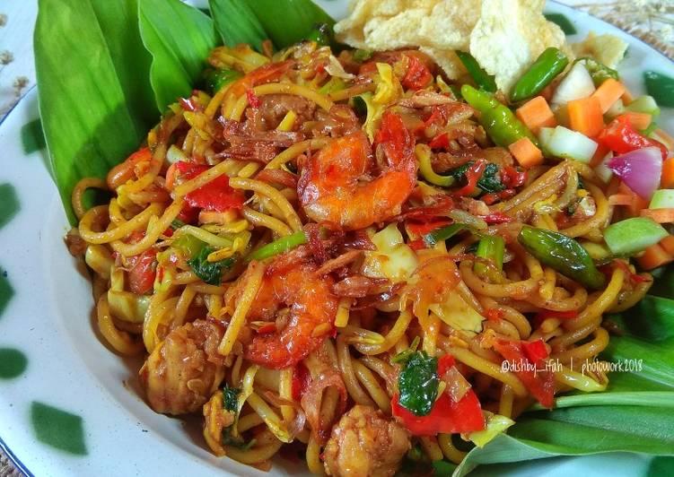 Resep mengolah Mie Aceh yang menggoyang lidah