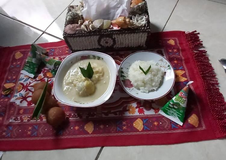 Resep: Ketan Durian yang bikin ketagihan