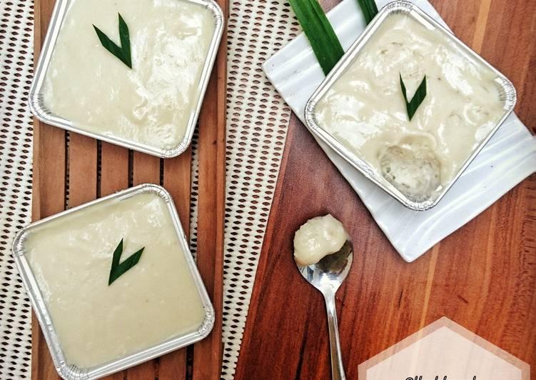 Ketan Durian Lumer