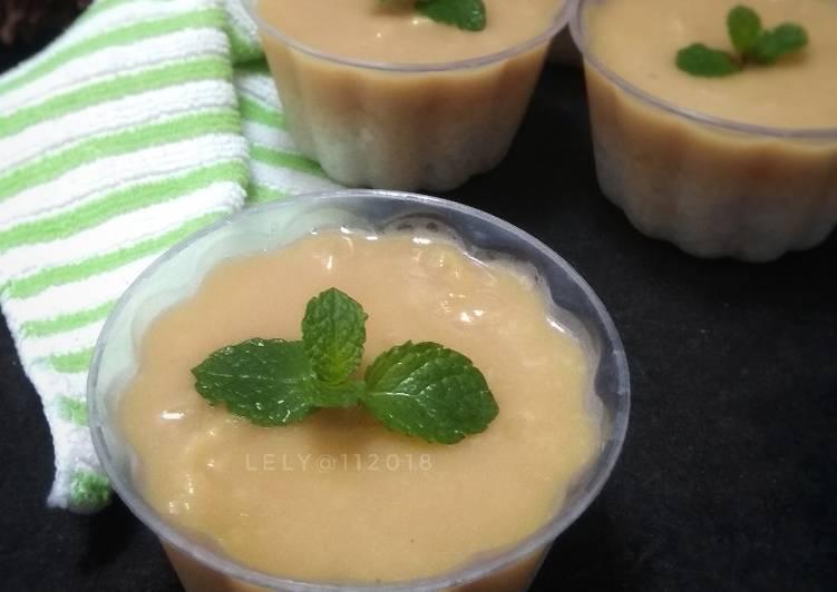 Resep: Ketan durian enak