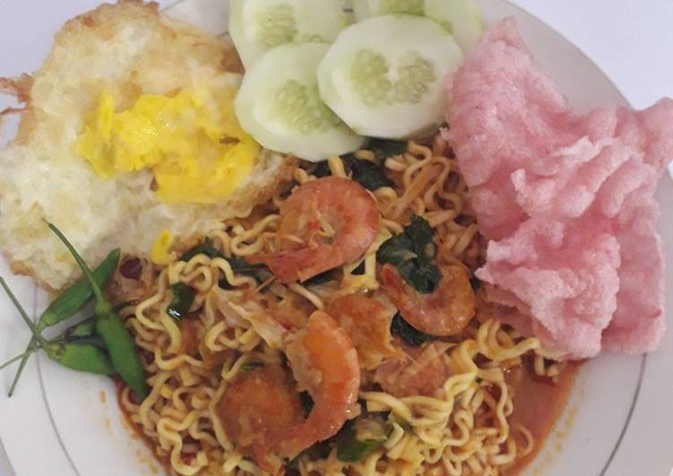 Cara memasak Mie aceh sederhana yang bikin ketagihan
