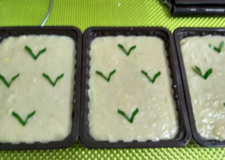 Resep: Ketan Durian Lumer yang bikin ketagihan
