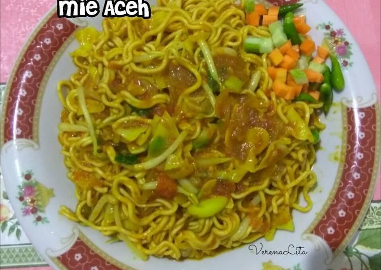 Resep: Recook Mie Aceh yang bikin ketagihan