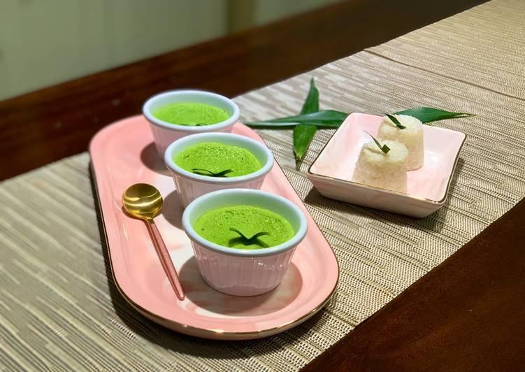 Cara Mudah memasak Srikaya ketan makanan khas palembang yang menggugah selera