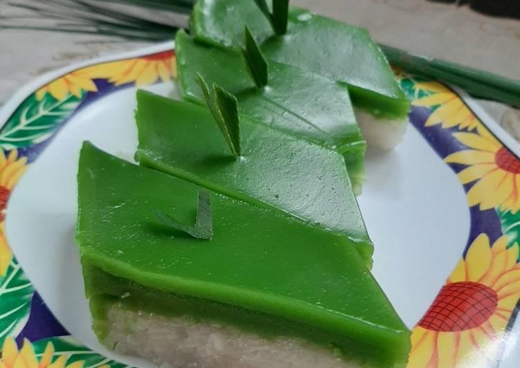 Resep memasak Ketan srikaya pandan yang menggugah selera