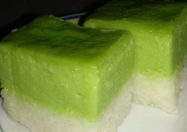 Resep: Ketan sarikaya atau kue sarimuka enak