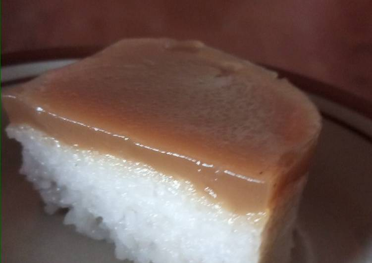 Cara memasak Ketan sarikaya yang bikin ketagihan