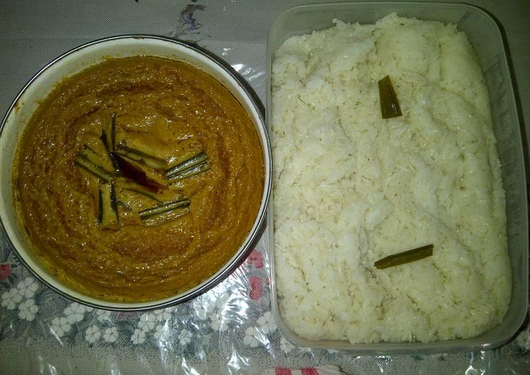 Cara memasak Sarikaya ketan gurih nyesss ...