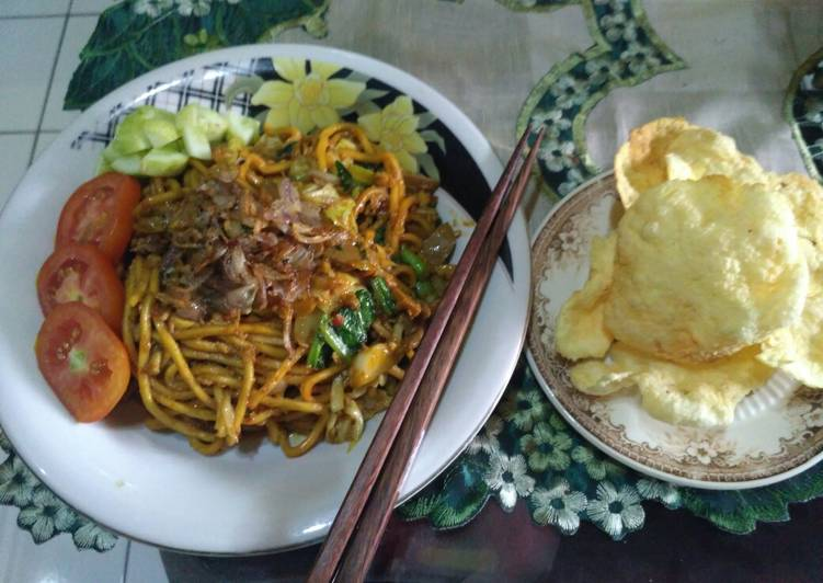Mie Aceh Simple
