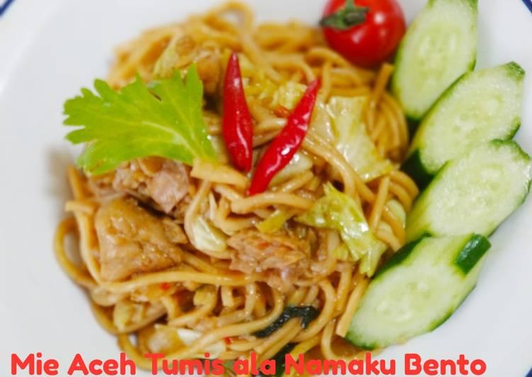 Mie Aceh Tumis