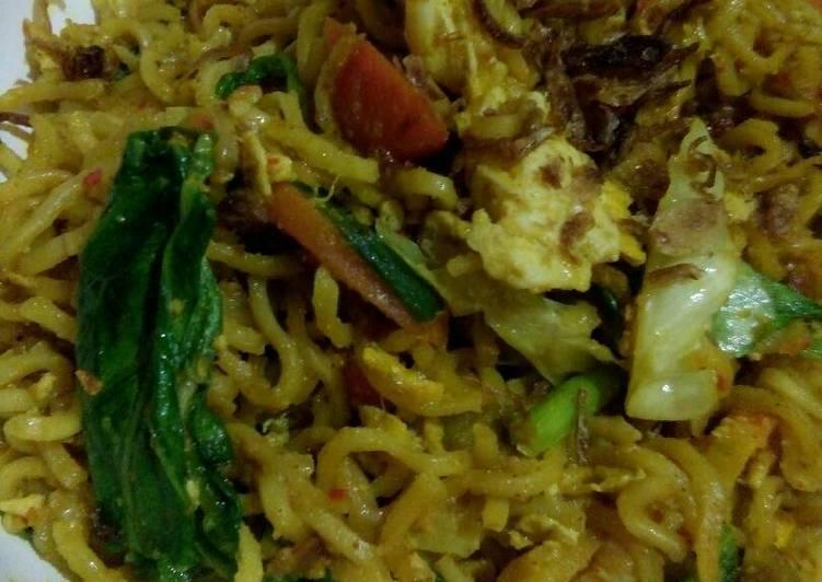 Resep: Mie Aceh goreng yang menggugah selera