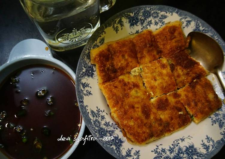 Resep memasak Martabak mesir azhimoya yang bikin ketagihan