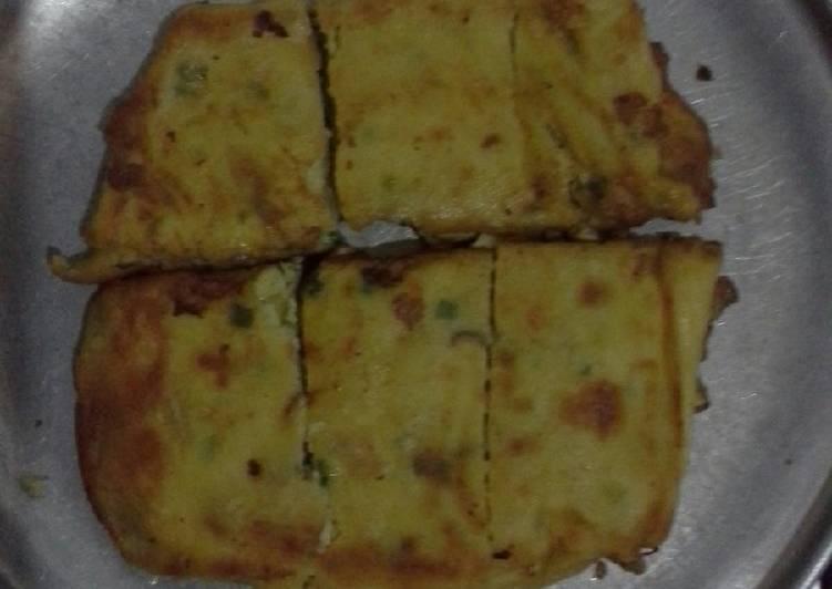 Resep: Martabak mesir teflon kulit homemade lezat