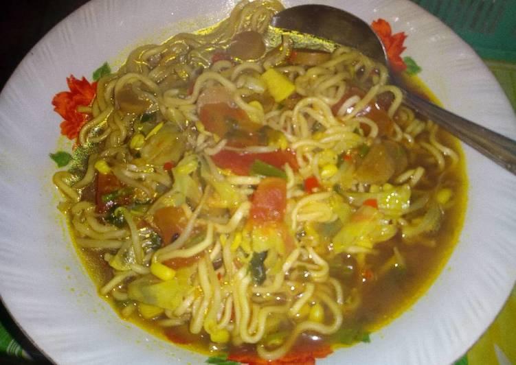 Mie Aceh Kuah