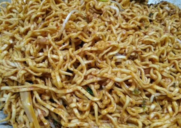 Mie Aceh Homemade